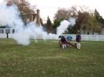 Cannon boom